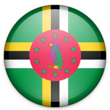 How to call Dominica?