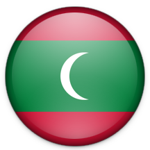 How to call Maldives?