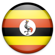 How to call Uganda?